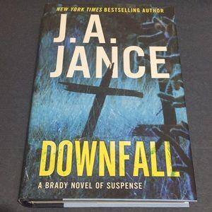 J.A. JANCE - Downfall